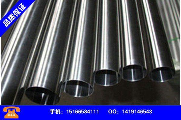 甘孜藏族石渠不锈钢装饰管管重量表大全行业