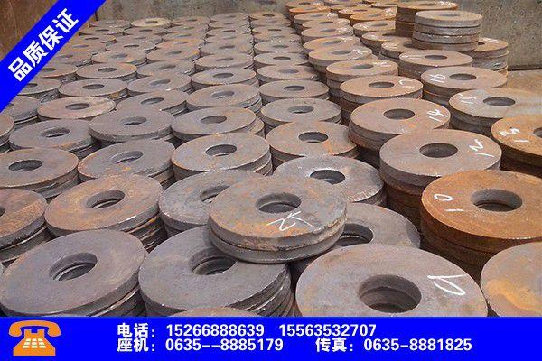 洛阳嵩县10公斤法兰盘毛坯标准尺寸表有实体