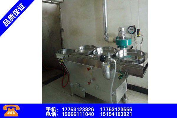 廣州海珠蒸面皮機器價格小幅波動