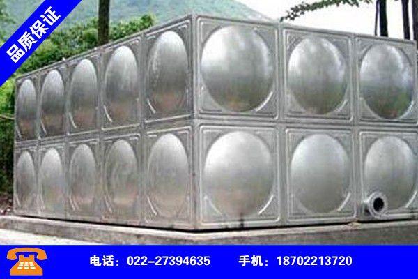 九江廬山玻璃鋼水箱多少米應用流程