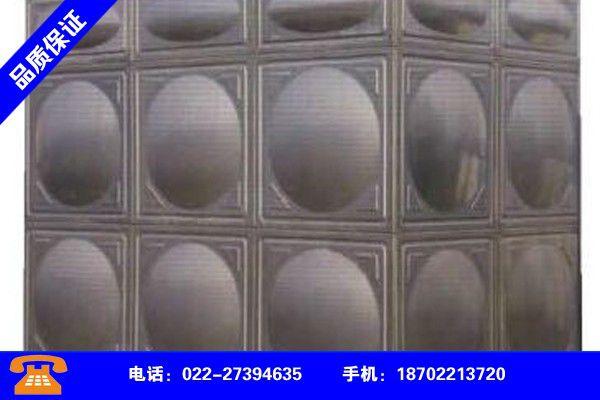 長沙寧鄉18t不銹鋼水箱市場風高浪急