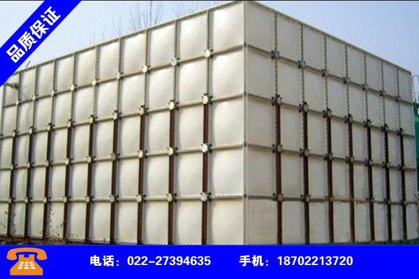 青海黄南一吨长方形塑料水箱报价综述