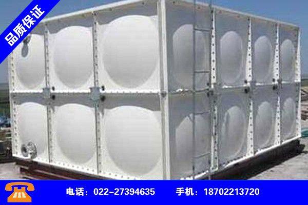 開封禹王臺18噸玻璃鋼水箱多少錢價格可能