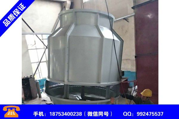 汉中留坝冷却塔填料是什么市场格局