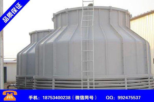 酒泉肃北冷却塔选型都需要哪些参数产业发展