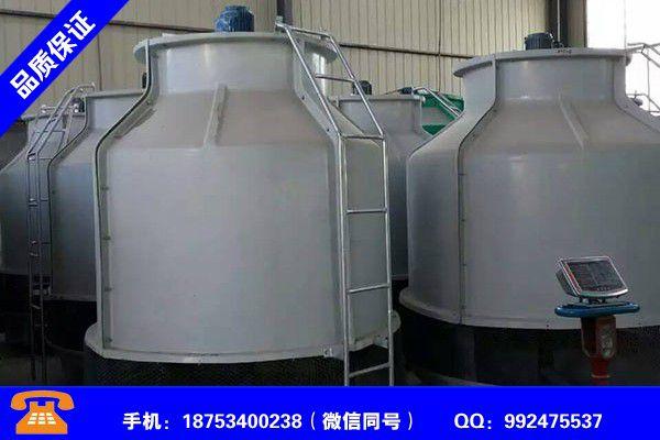 济南商河冷却塔与冷水机组区别行业研究报告