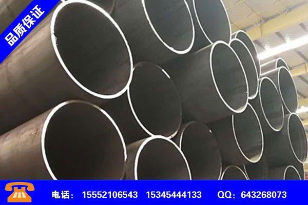 重庆永川无缝钢管重量对照表出货良好