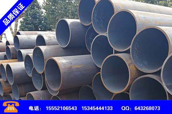 海南三亚无缝钢管规格表及压力详细解读