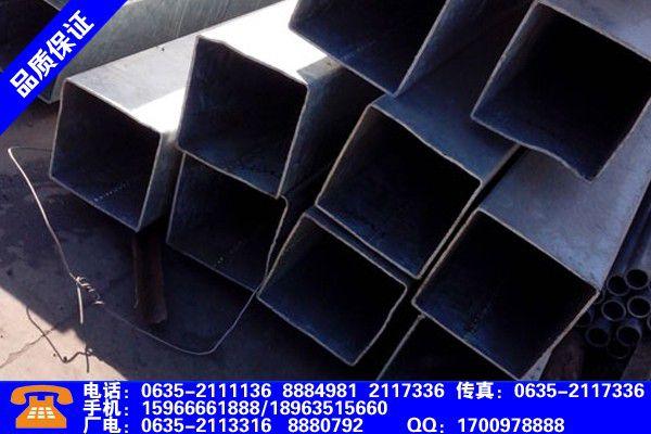 上海宝山无缝方管规格表mm归于稳定