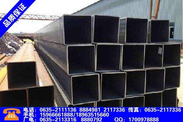 桂林兴安无缝方管外径壁厚规格表产品使用的