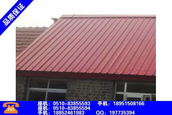 安徽亳州不锈钢瓦楞板分享给经销商的发展之