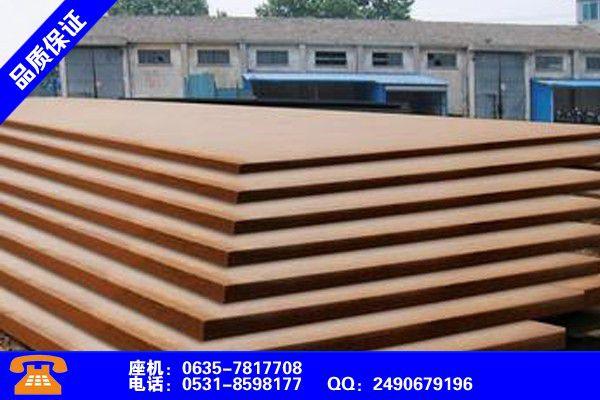 福州Q345B钢板报价表