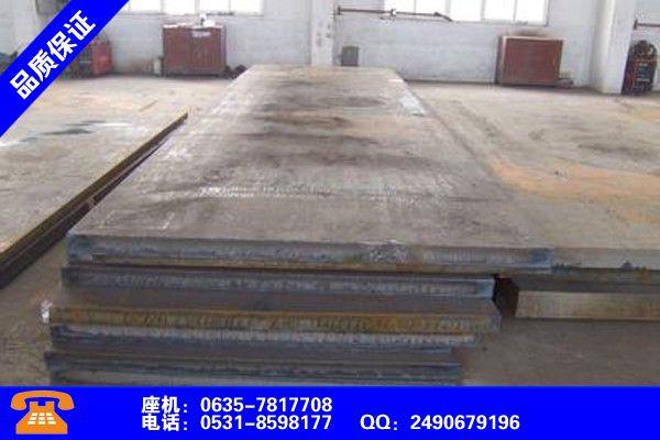 邵阳Q345B钢板潜能发展