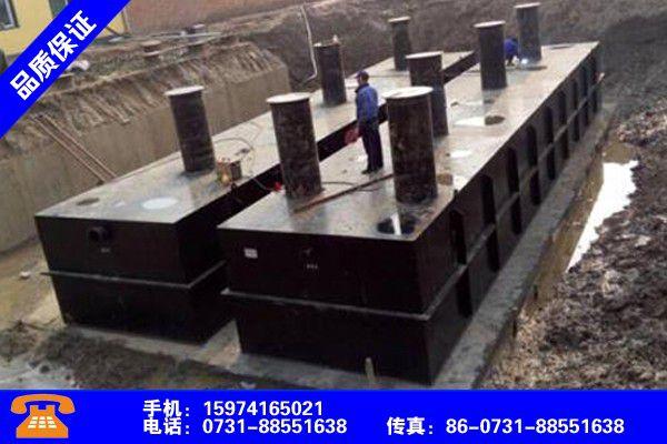 广西南宁生活污水处理创业品质提升