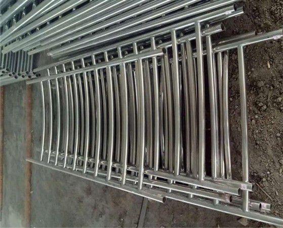 福建南平建阳不锈钢复合管护栏道路栏杆市场