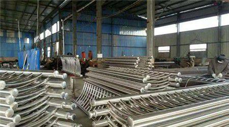 安徽阜阳颍上不锈钢复合管护栏批发现货供应