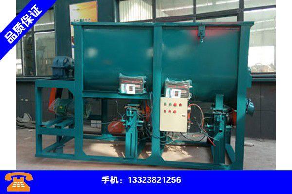 杭州上城腻子粉搅拌机拆解发展新机遇
