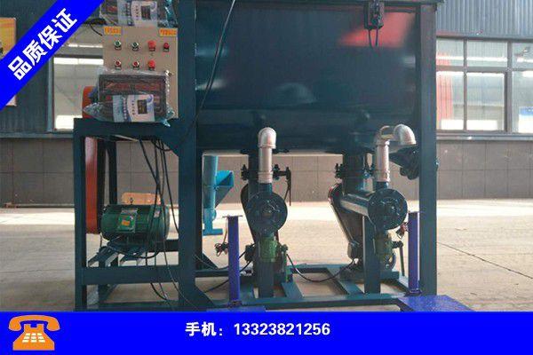重庆梁平腻子粉搅拌机生产厂家充满机遇