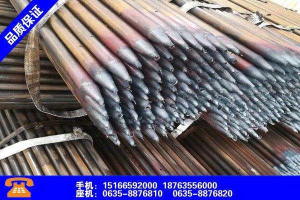 泉州泉港pe注漿管用來做什么的價格甩賣