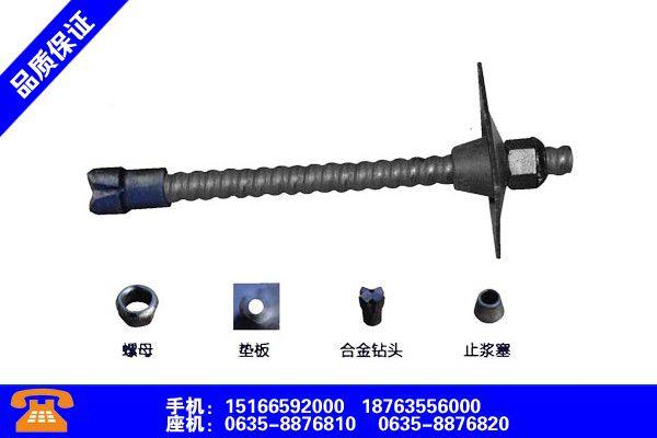 通化通化锚杆支护和土钉墙支护的区别带动行