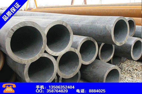 紹興嵊州27SiMn鋼管規格及壁厚是如何