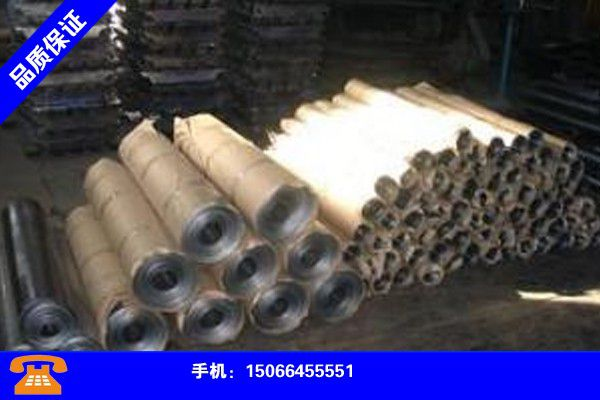 湘潭湘潭铅板常用规格型号全部