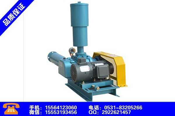 Working Principles of Fuzhou Roots Blower