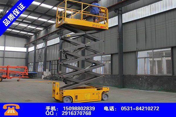 上海上海导轨式升降平台参考标准经济实惠全