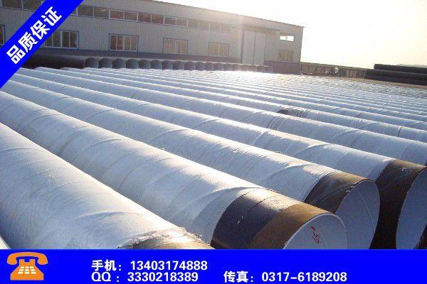运城夏县聚氨酯保温钢管生产详情