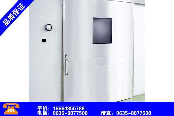 广东汕头什么是医用气密门设计品牌