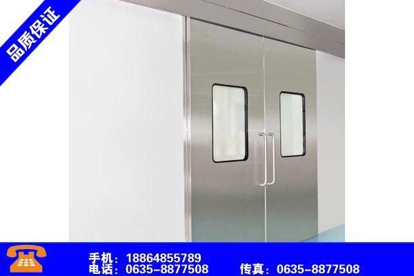 广东云浮气密门是什么门品牌好吗
