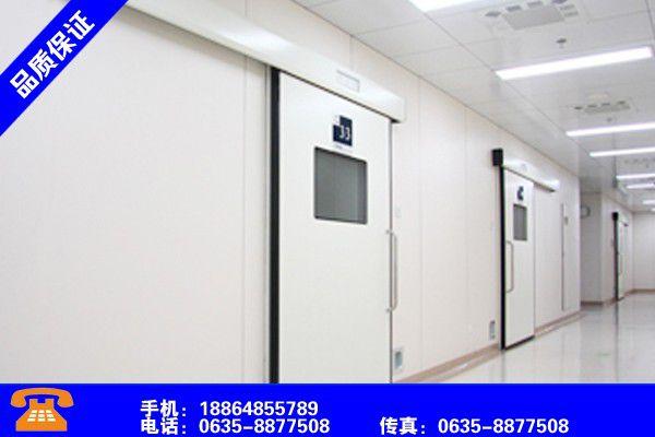 广西防城港气密门是什么门效益凸显