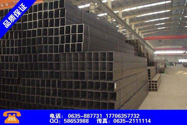 廊坊三河厚壁方矩管每米重量检验依据