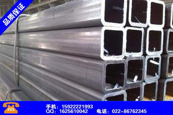 桂林q355b方钢管今日价格