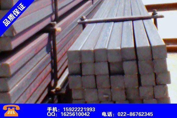 焦作解放热轧扁钢每米重量有序推进