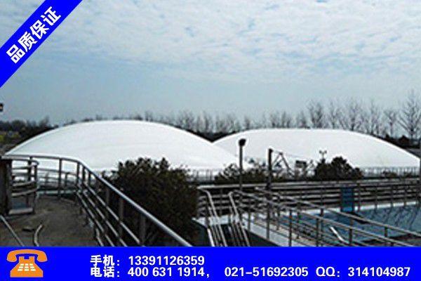郴州安仁污水池加盖除臭建设经营理念