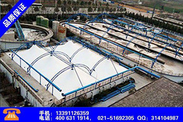 儋州陵水污水池加盖废气治理施工市场规模快
