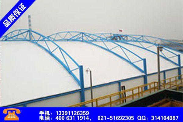 湛江赤坎污水池加盖膜结构详解行业关注度高