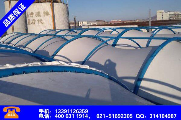 安徽亳州污水池加盖后风量如何计算近期成本