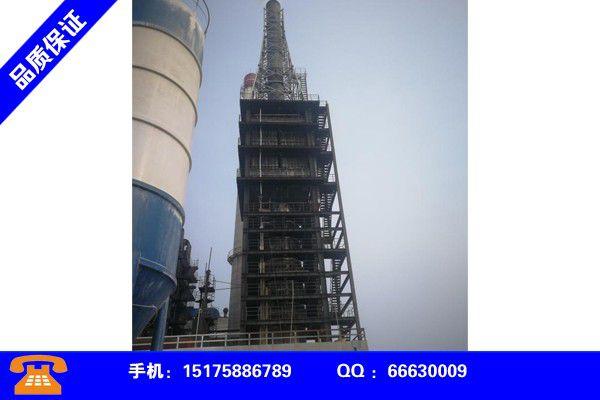 忻州靜樂玻璃鋼脫硫塔制作過程市場潛力攀升