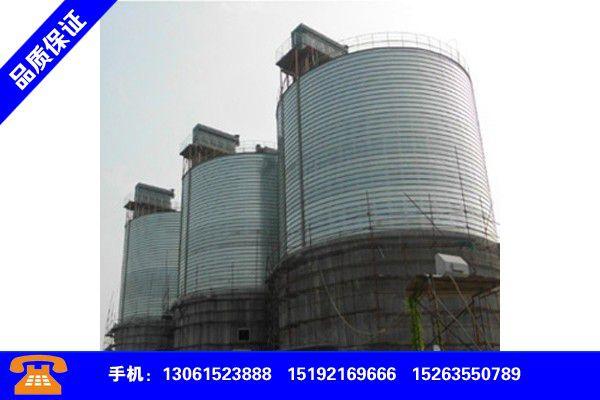 上海楊浦粉煤灰鋼板倉有效的創新改變格局戰