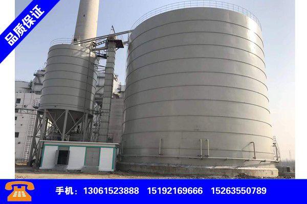 齐齐哈尔富裕钢板仓生产厂家正规化发展