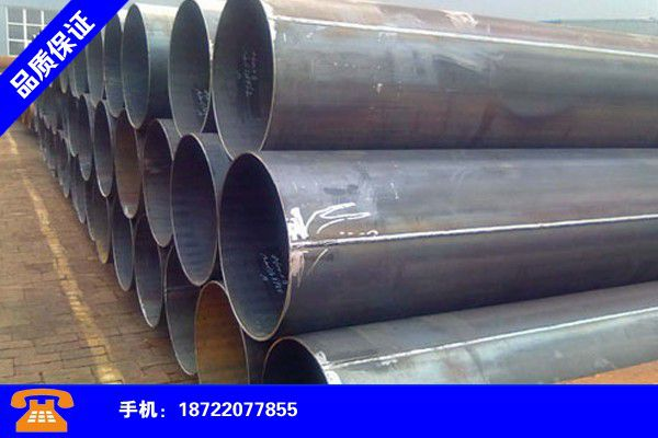 广元青川直缝焊管现货用途分类介绍