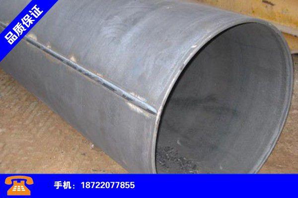 梧州龙圩直缝焊管外径和壁厚有实体