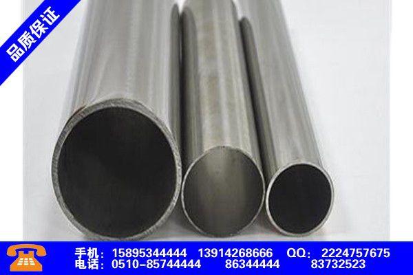 烟台蓬莱304不锈钢管的标准规格型号