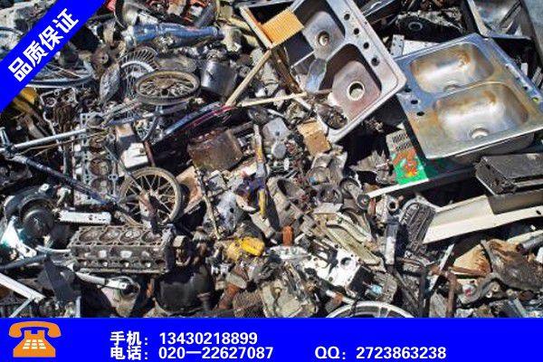 揭阳揭东不锈钢的回收利用的价值技术创新