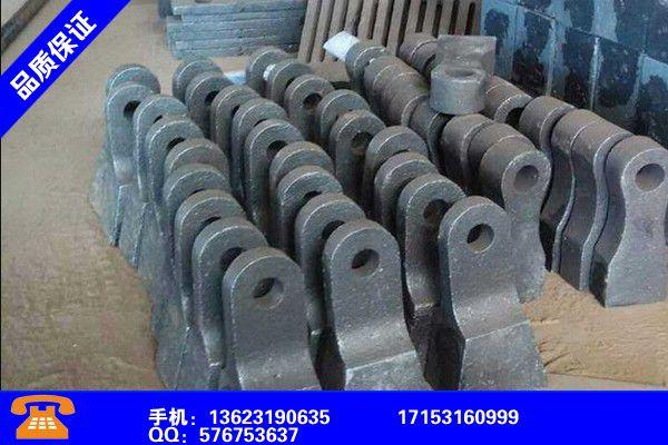 朔州煤矸石锤头行业发展现状及改善方案