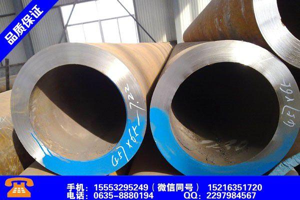 四川甘孜钢管行业行业关注度高