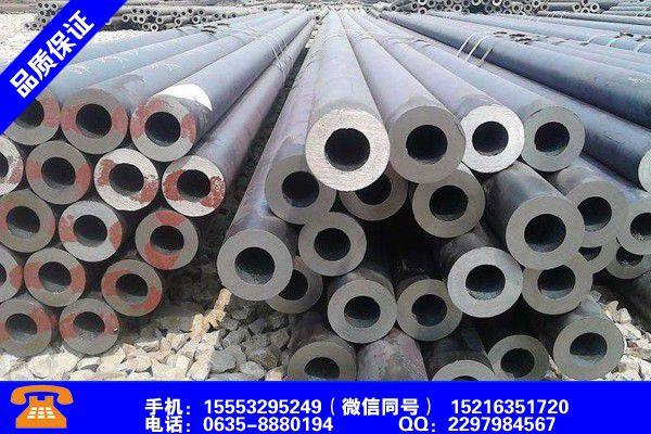 東方121厚壁鋼管市場規模快速增長