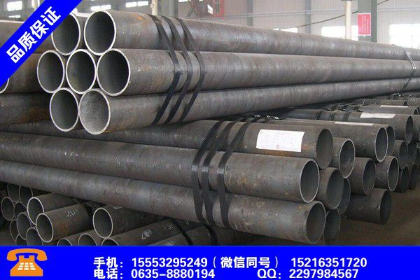 漢中168厚壁鋼管潛能發展